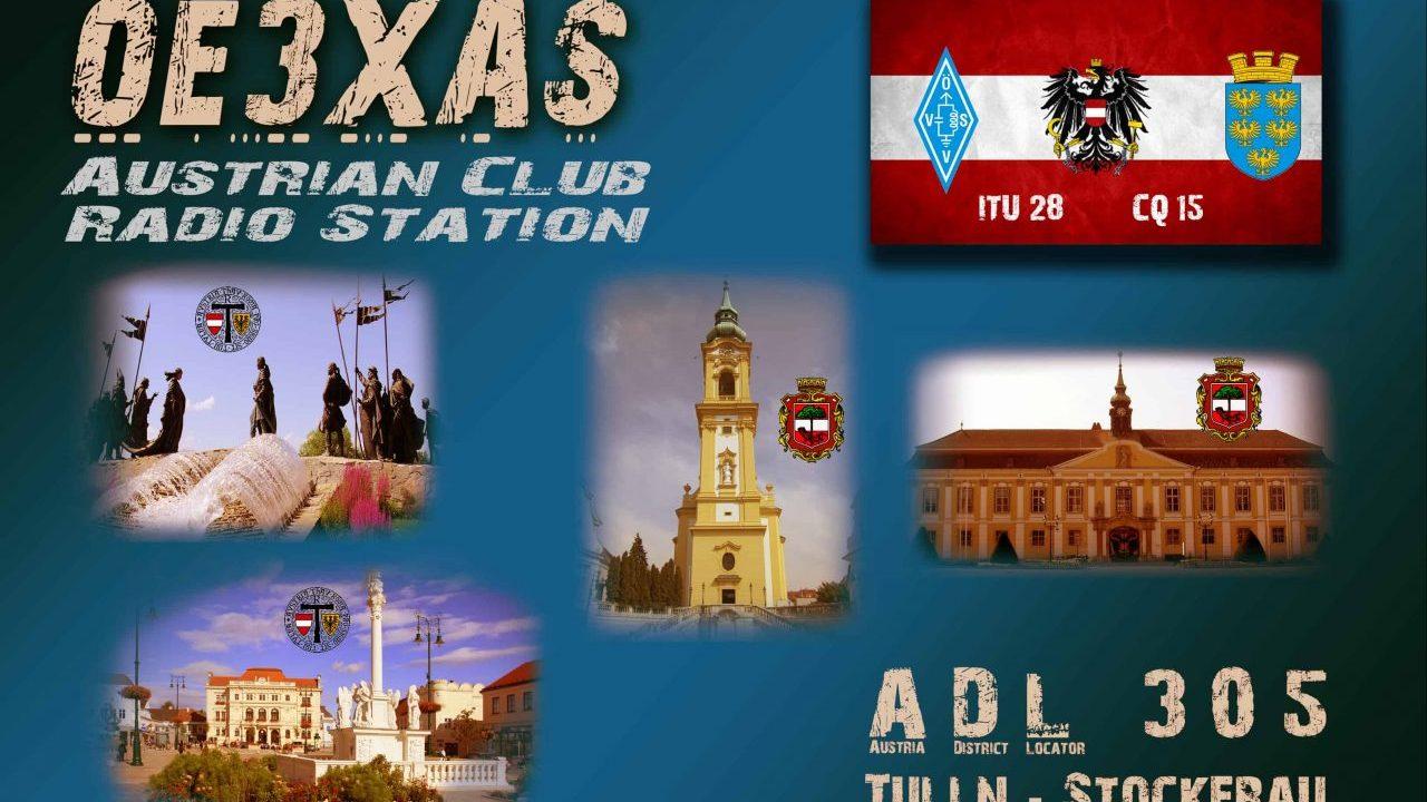 OE3XAS ... our club-call
