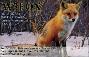 W3FOX, United States