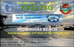 ZV127SG, Brazil
